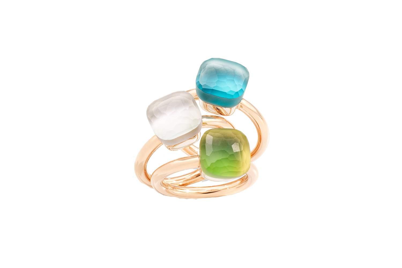 NUDO-GELE-rings-by-Pomellato