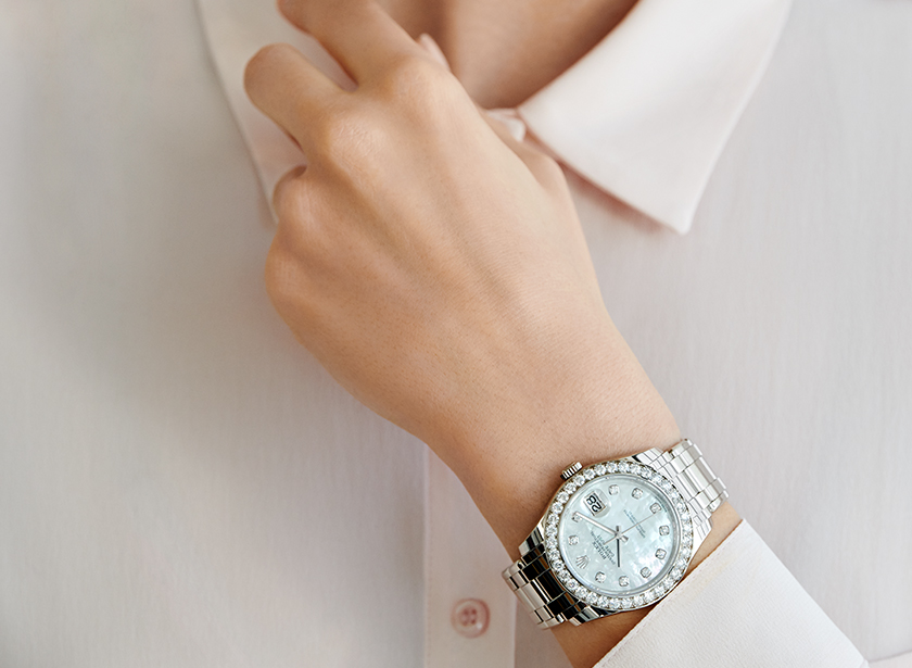 Rolex woman's watches