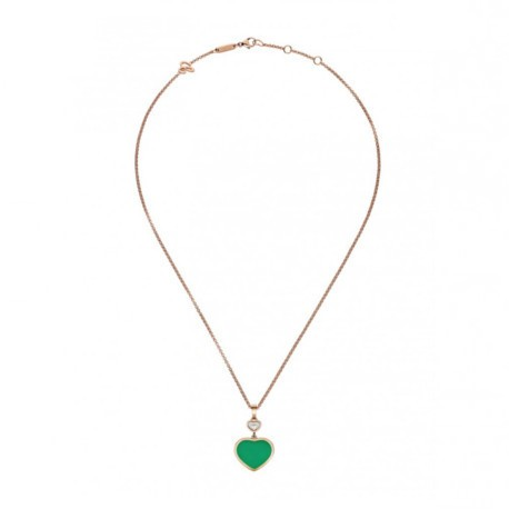 Chopard Happy Hearts Green Agate