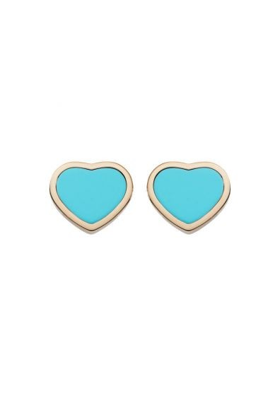 Chopard Happy Hearts Turquoise Stone