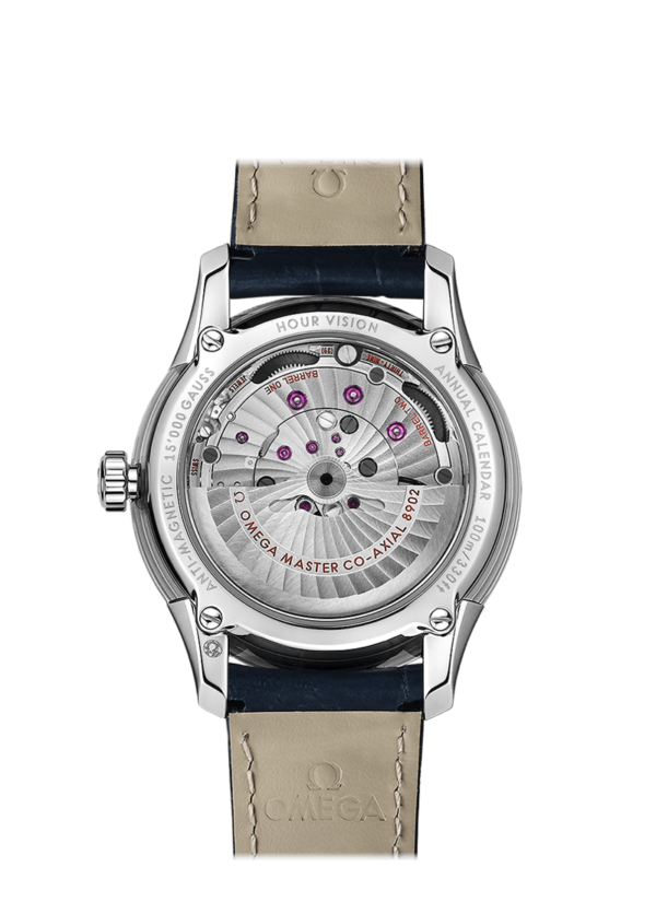 Omega De Ville Hour Vision Co-Axial Master Chronometer Annual Calendar 41 mm