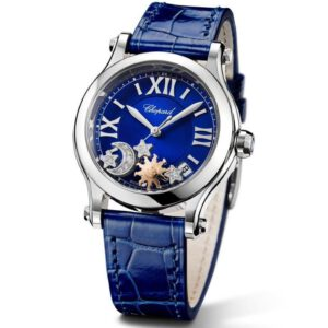 Chopard hodinky Happy Sport 36 mm Automatic
