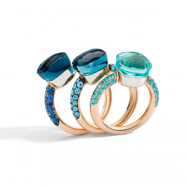 Nudo Deep Blue Rings by Pomellato (3)