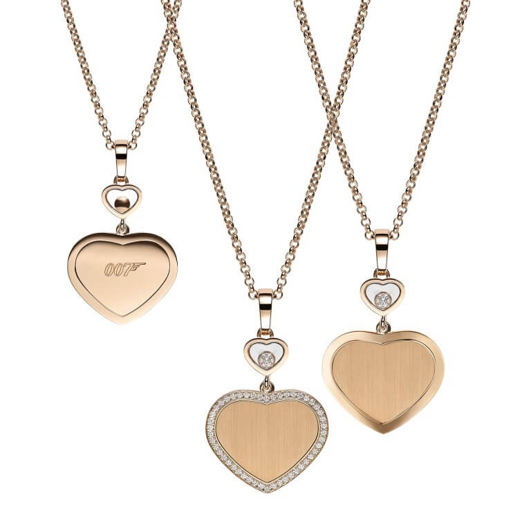 Chopard Happy Hearts - Golden Hearts