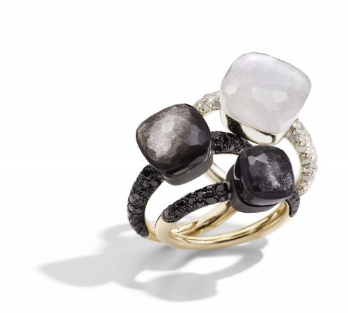 Nudo-rings-with-obsidian-and-with-moonstone-by-Pomellato-1000x797-e1553799991590
