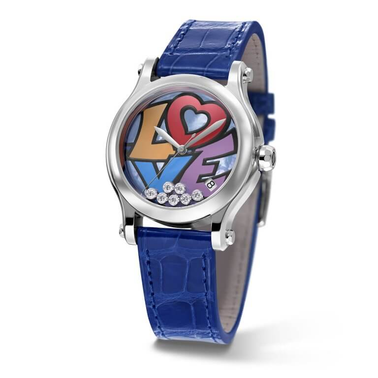 Chopard Happy Sport Happy Love