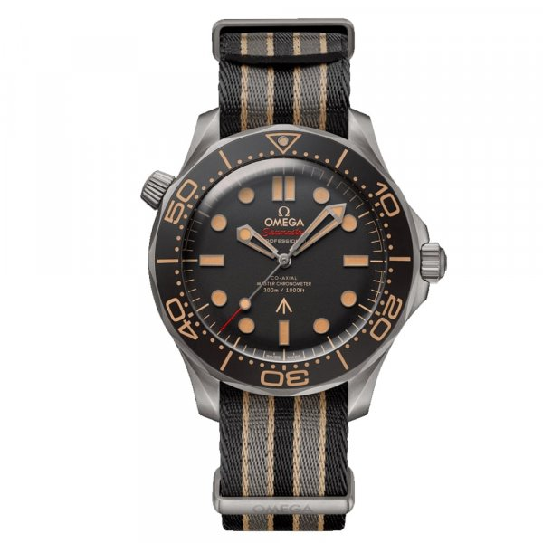 SEAMASTER DIVER 300M CO‑AXIAL MASTER CHRONOMETER 42 MM-min