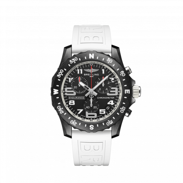 ENDURANCE PRO Black Breitlight Quartz Chronograph