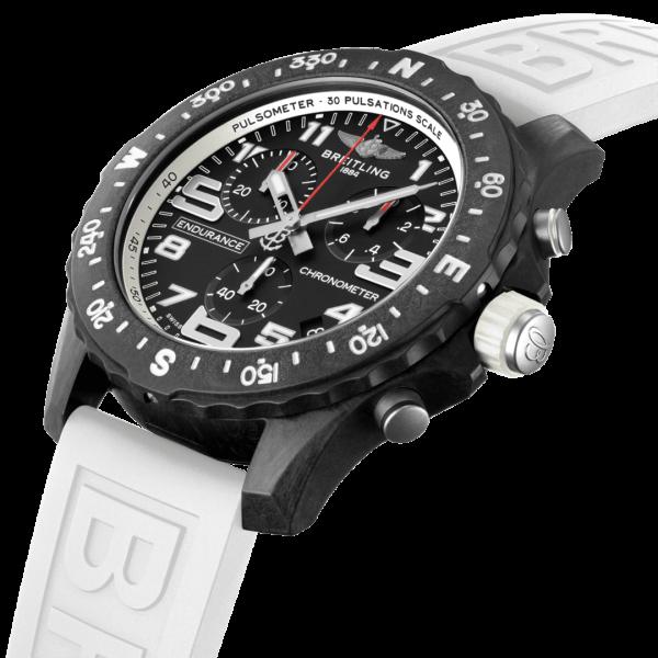 ENDURANCE PRO Black Breitlight Quartz Chronograph2