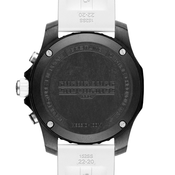ENDURANCE PRO Black Breitlight Quartz Chronograph4