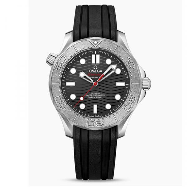 omega seamaster DIVER 300M- CO-AXIAL MASTER CHRONOMETER 42 MM