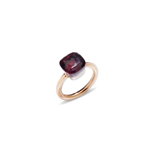 pomellato-nudo-blue-granat-prsten1