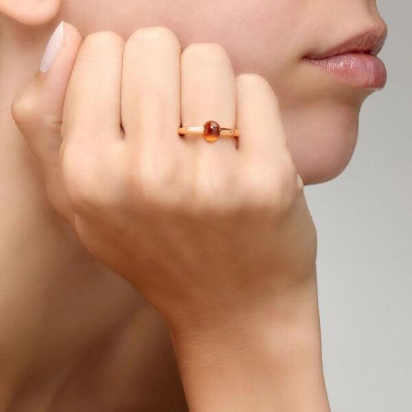 Ring M'Ama Non M'Ama - Orange2