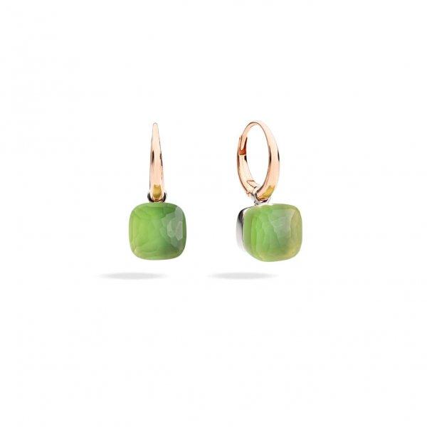 pomellato nudo earrings green1a-min